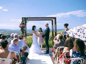 New rules for hosts of rural weddings