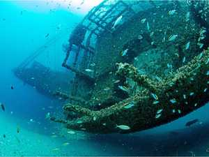 A YEAR ON: Tobruk dive site advertised to key Asian markets