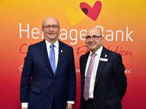 Heritage Bank Charitable Foundation reaches major milestone
