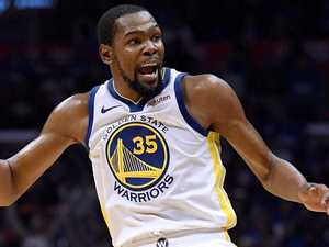 Knicking off? Durant in NBA free agency stunner