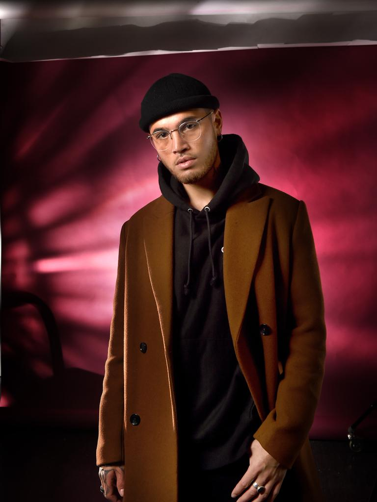 Former Australian Idol Stan Walker will perform at the Cairns Royals Church on August 13. He has recently survived cancer. Picture: Tony Gough