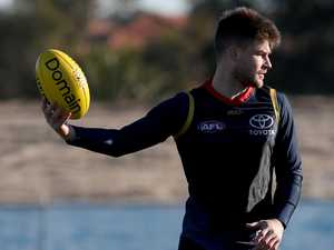 Upbeat Bryce back in Crows frame