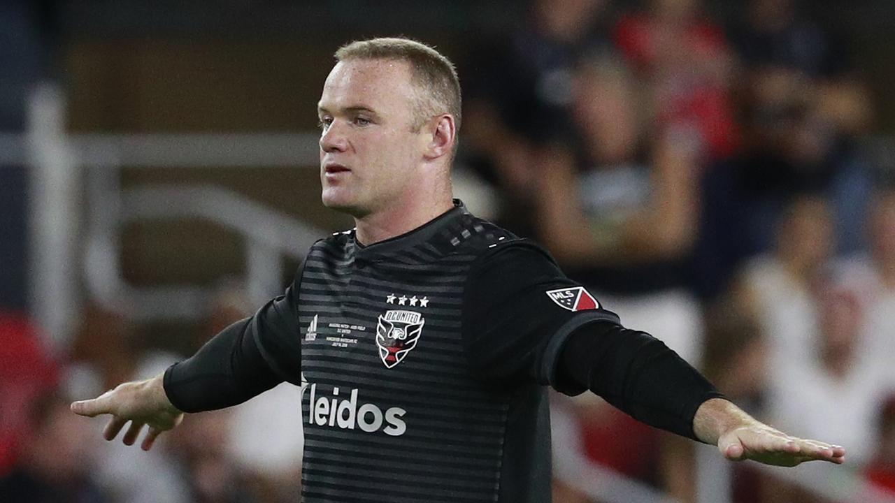 It's official, Wayne Rooney isn't human.