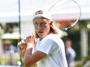 Legend's son to make Wimbledon waves