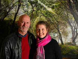 'They saved my life': Gallery owner's brush with death