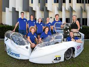 St James students pedalling to success in HPV Super Series