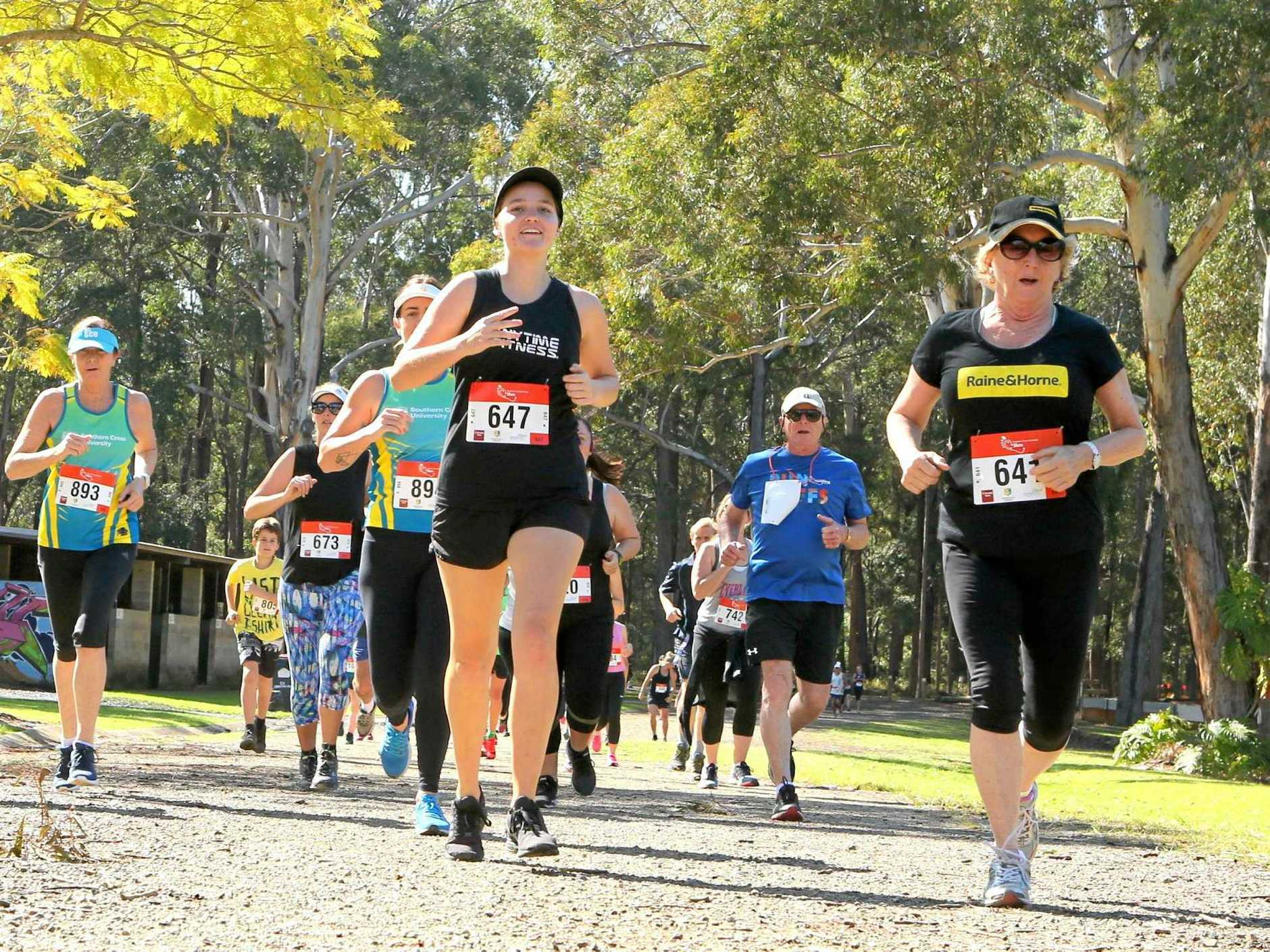 The Coffs Harbour Running Festival is just over two months away.