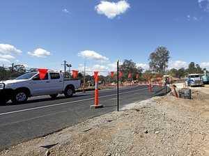 Central Queensland bridge replacement under way