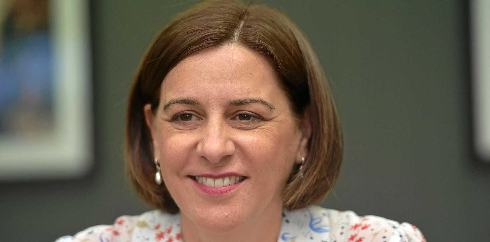 Queensland LNP Leader Deb Frecklington has praised the career of retiring Member for Caloundra Mark McArdle.