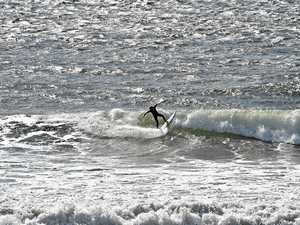 Hazardous surf warning looms, rain set to return next week