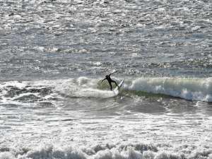 Hazardous surf warning looms, rain set to return next week