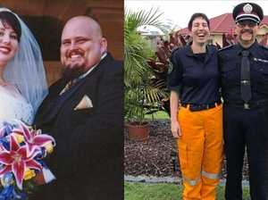 130kg weight loss: Man's gutsy journey to dream job