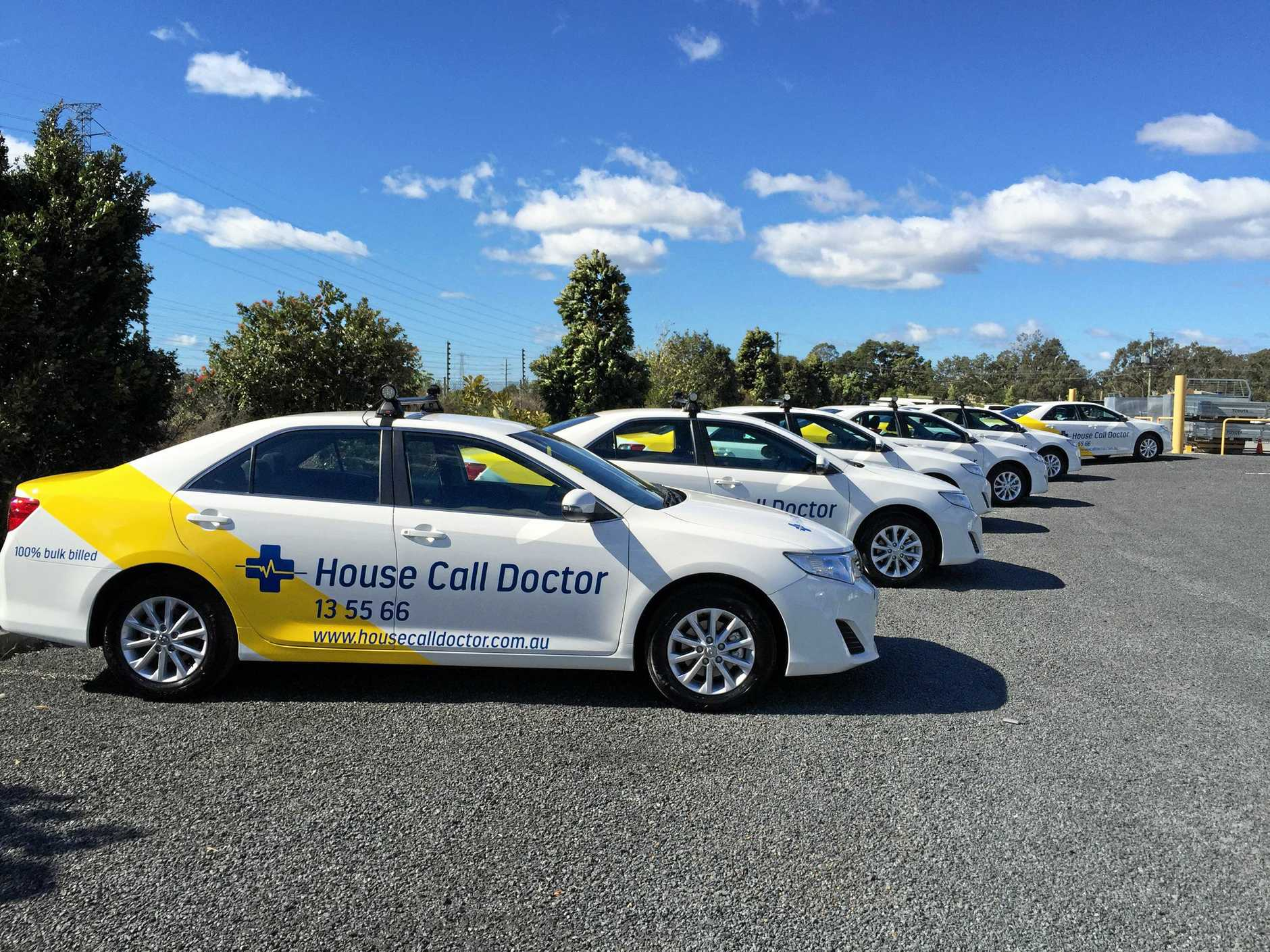 House Call Doctor cars.