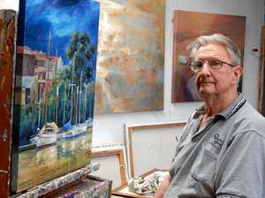 Talented artist set to go on display at Gatakers Artspace
