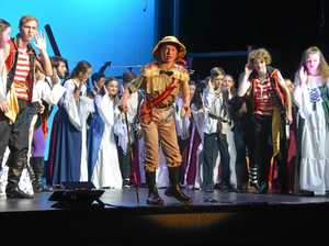 REVIEW: Pirates of Penzance draw up anchor in Kingaroy