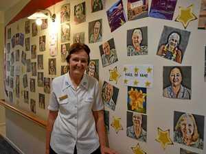 UNUSUAL MOVE: Tin Can Bay nurse heads inland to retire