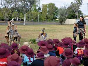 Capella State School Cultural Day