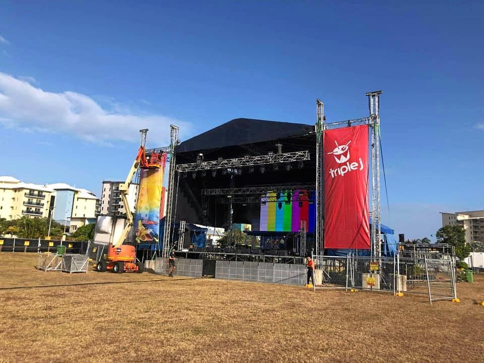 There will be one main stage set up at Riversessions 2019.