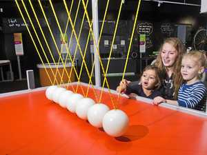 New science centre opens at Cobb and Co Museum