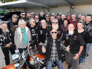 ROCK ON: Aussie legend Angry Anderson performs in Hervey Bay