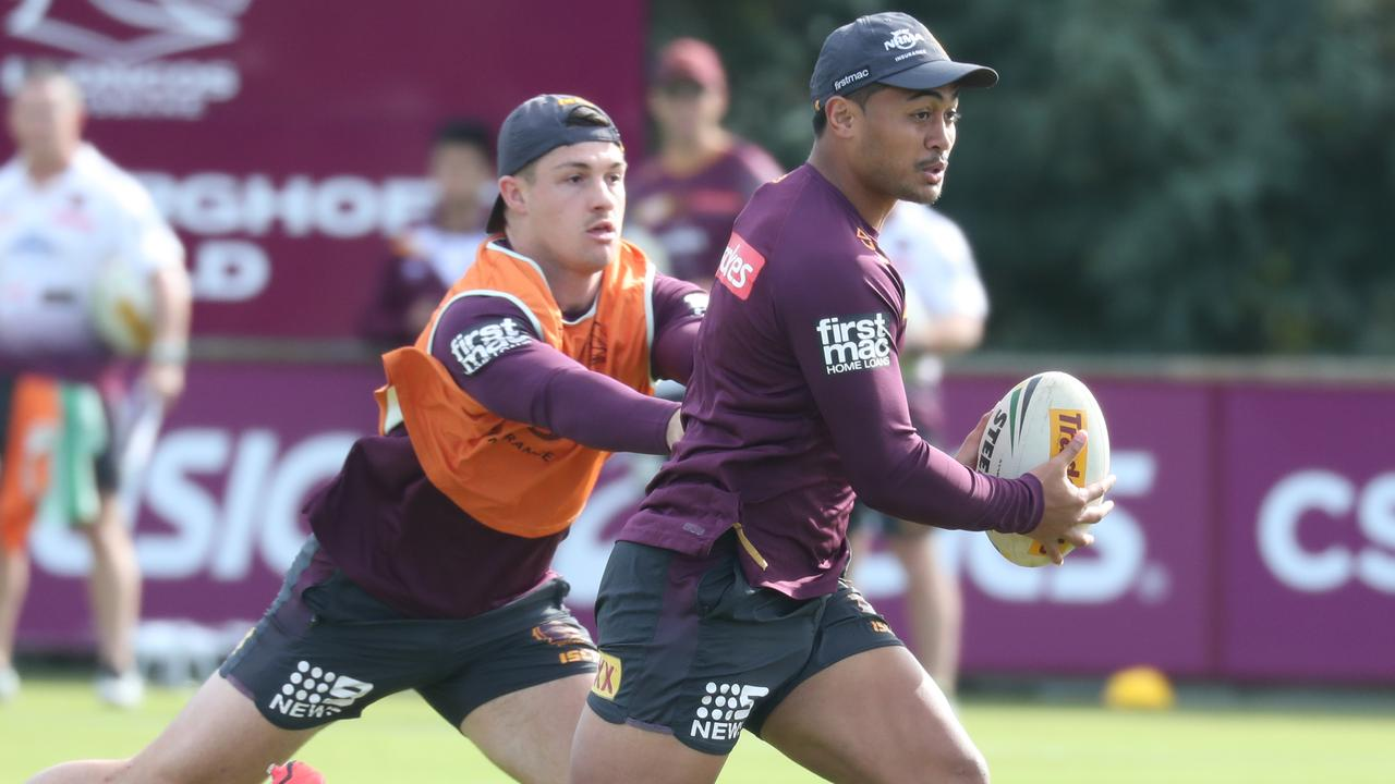 Anthony Milford can expect to see some high bombs coming his way. Picture: Annette Dew
