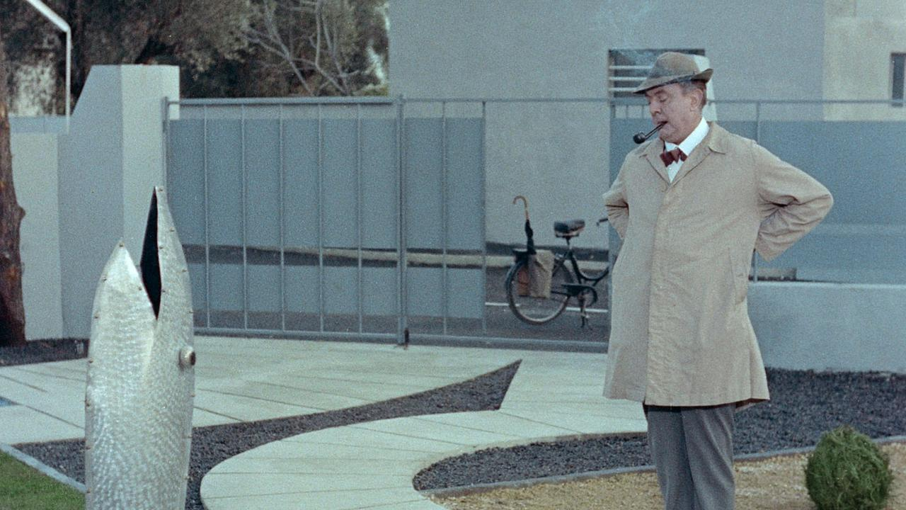 Jacques Tati's movies hit SBS On Demand this month