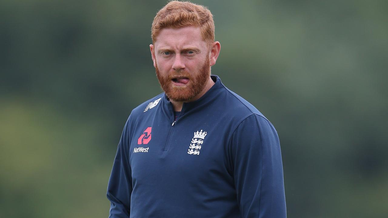Jonny Bairstow claims the England fans want to see the national team fail. Picture: Getty Images
