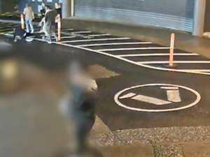 CCTV captures brutal one-punch attack