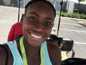 15-year-old makes Wimbledon history