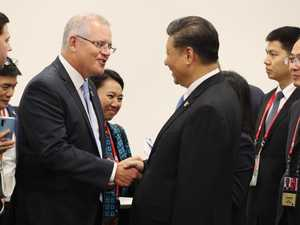 Morrison wants US-China trade resolution