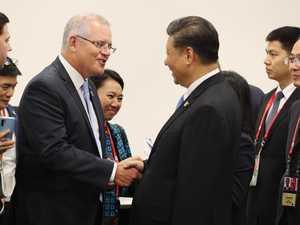Morrison wants US-China trade resolution