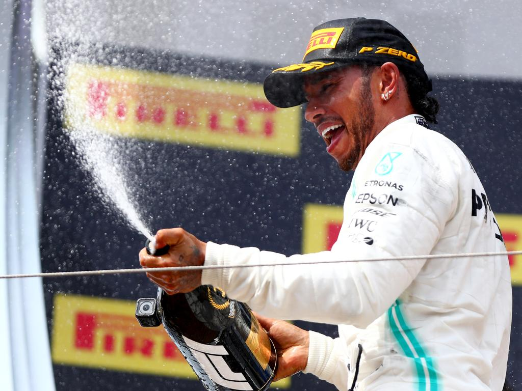 Lewis Hamilton winning just about everything has made F1 hard to watch.