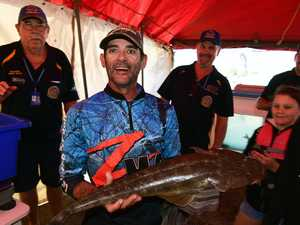 GALLERY: VMR family fishing classic day one action