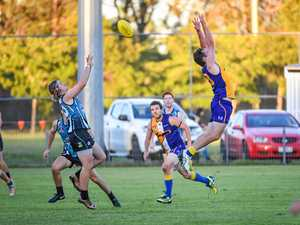 To the power of 10 for high flying Wide Bay AFL leaders
