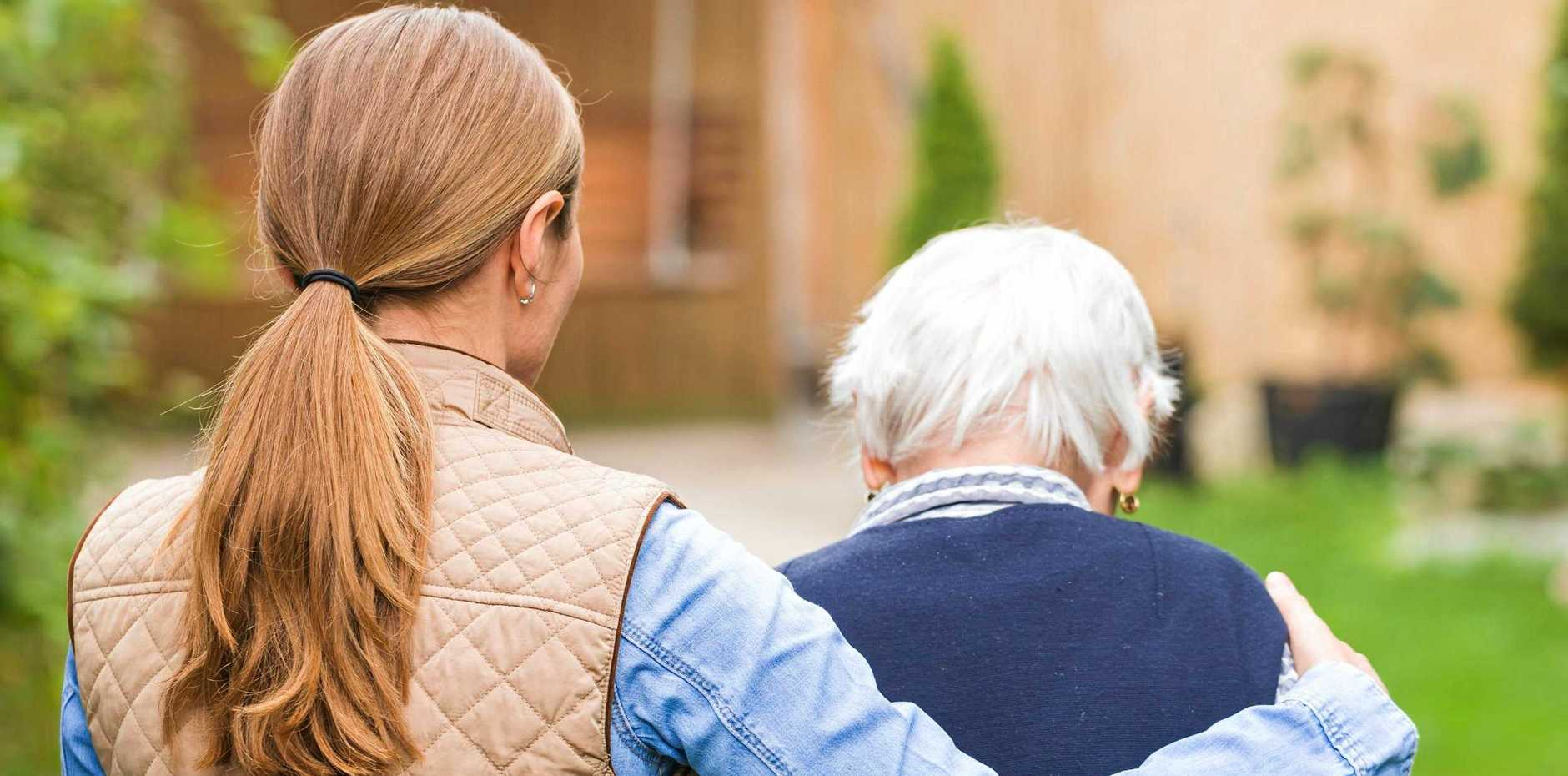 Aged care has been a major issue in the region.