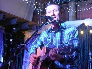 Burnett Singer-songwriter is Back with new stories
