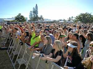 Music mecca: Thousands pour into region for huge festival
