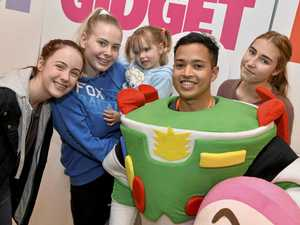 GALLERY: Toowoomba doc shouts 900 kids to a free flick