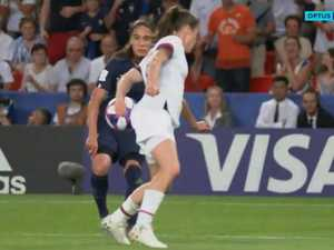 World Cup controversy as hosts France robbed