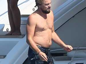 Dark side to Leonardo's 'dad bod'
