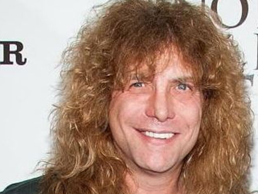 Steve Adler was kicked out of the band because of his drug addiction. Picture: Twitter