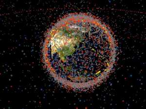 Tiny robots 'dominating space'