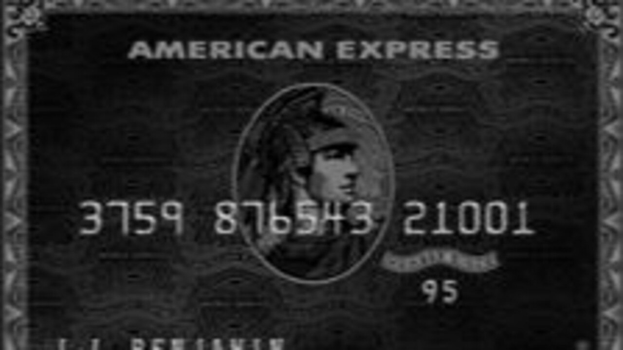 Lifestyles of the rich and the famous / The world's most exclusive credit cards