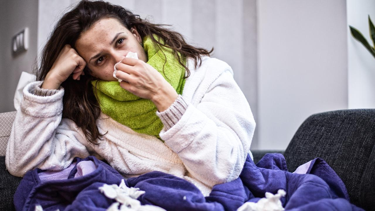 Influenza is nothing like the common cold - so if you have it, stay home.