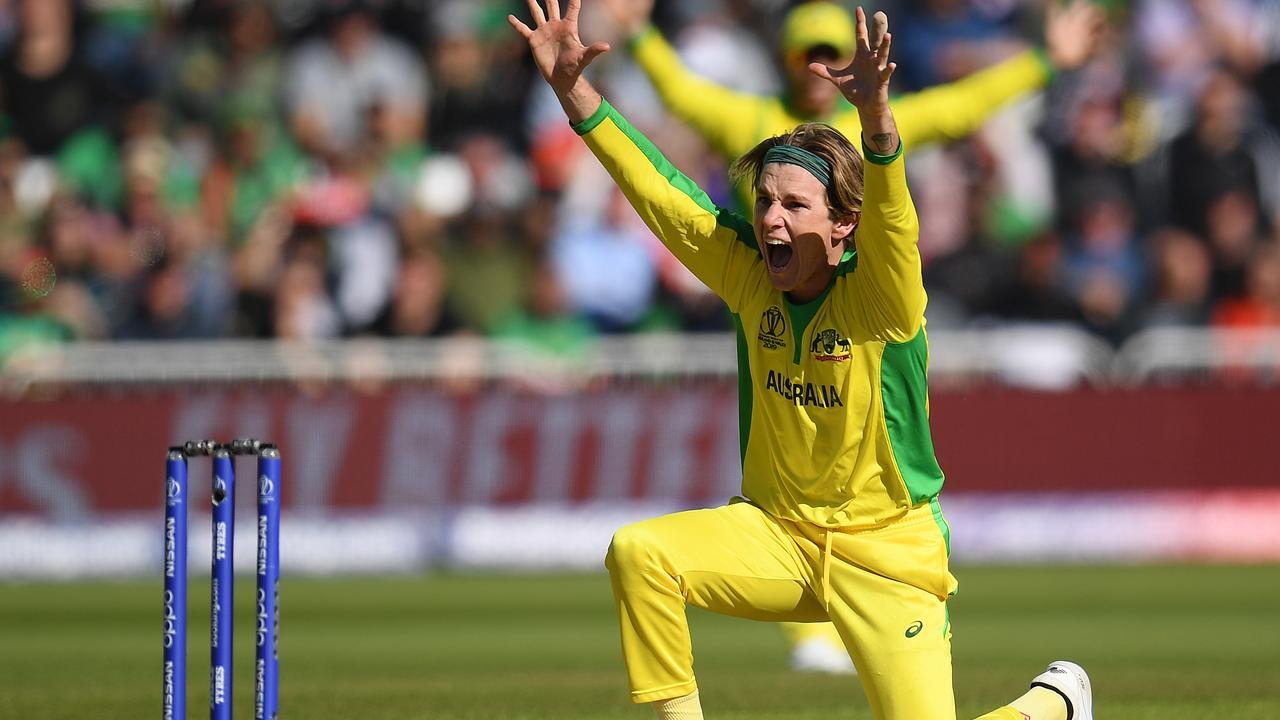 Adam Zampa is pushing for inclusion against the Kiwis.
