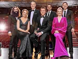 And the Logies winners are …