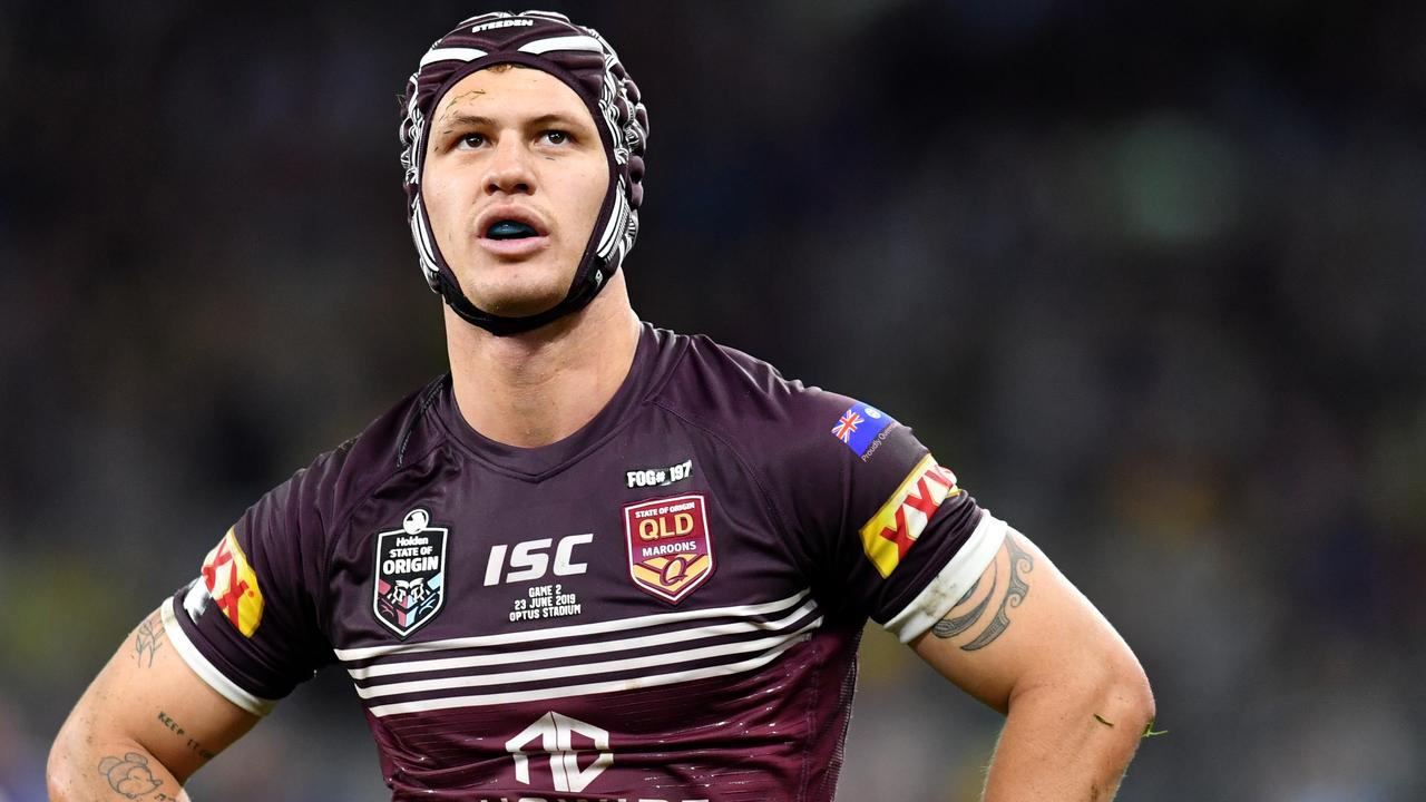 The Maroons need Kalyn Ponga fighting fit for Origin III.