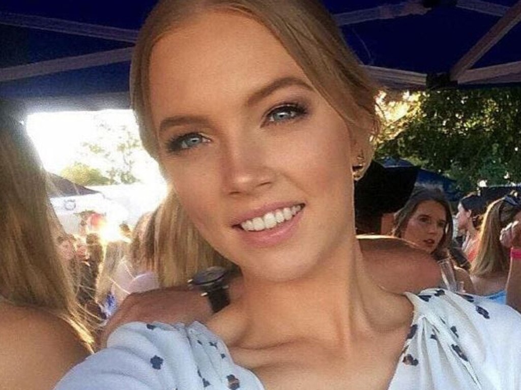 Sara Zelenak left Australia to work as an au pair in the UK and Europe. Picture: Facebook