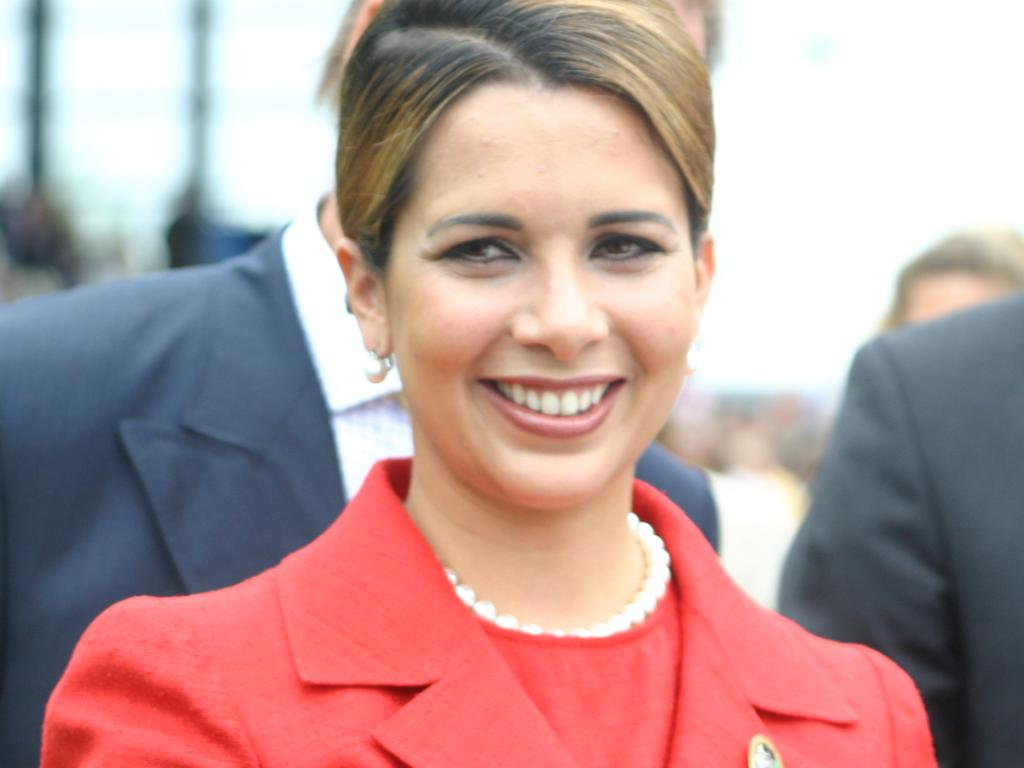 Princess Haya has not been seen in public since February.