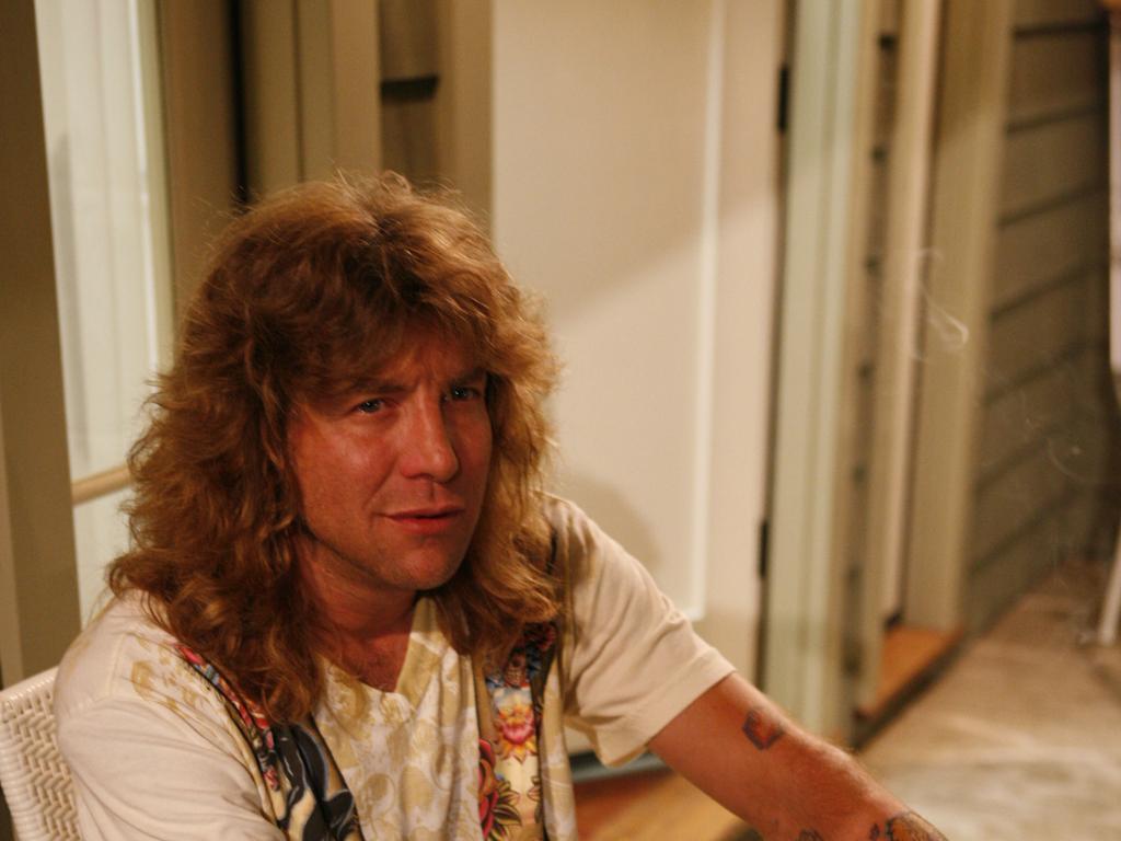 Steve Adler on Sober House. Picture: Foxtel